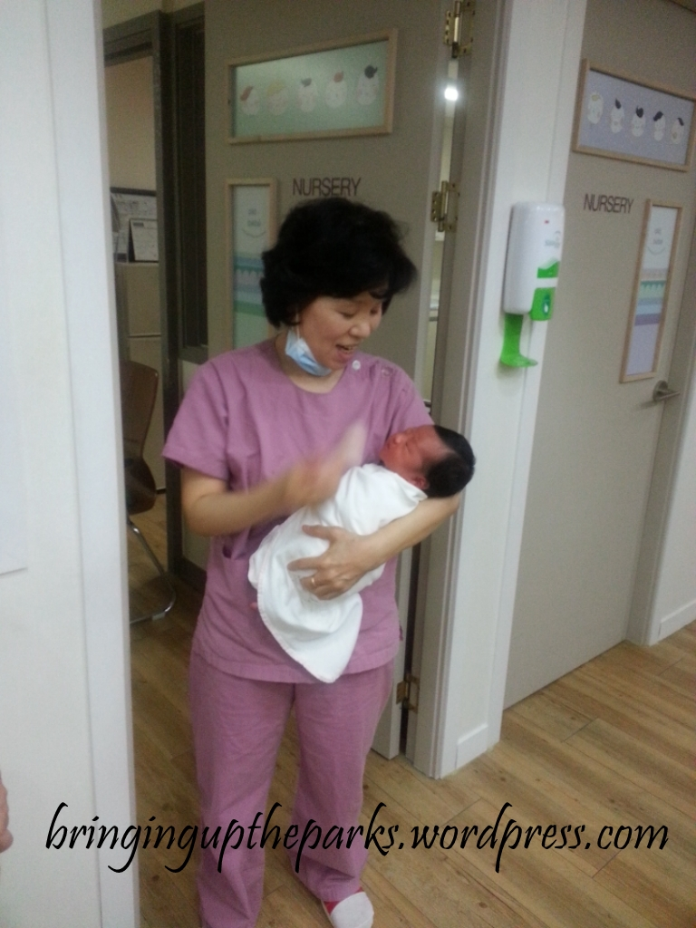 Comparing postpartum options in korea
