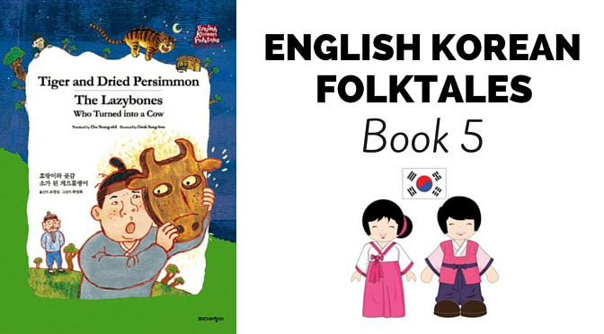 ENGLISH-KOREAN folktales