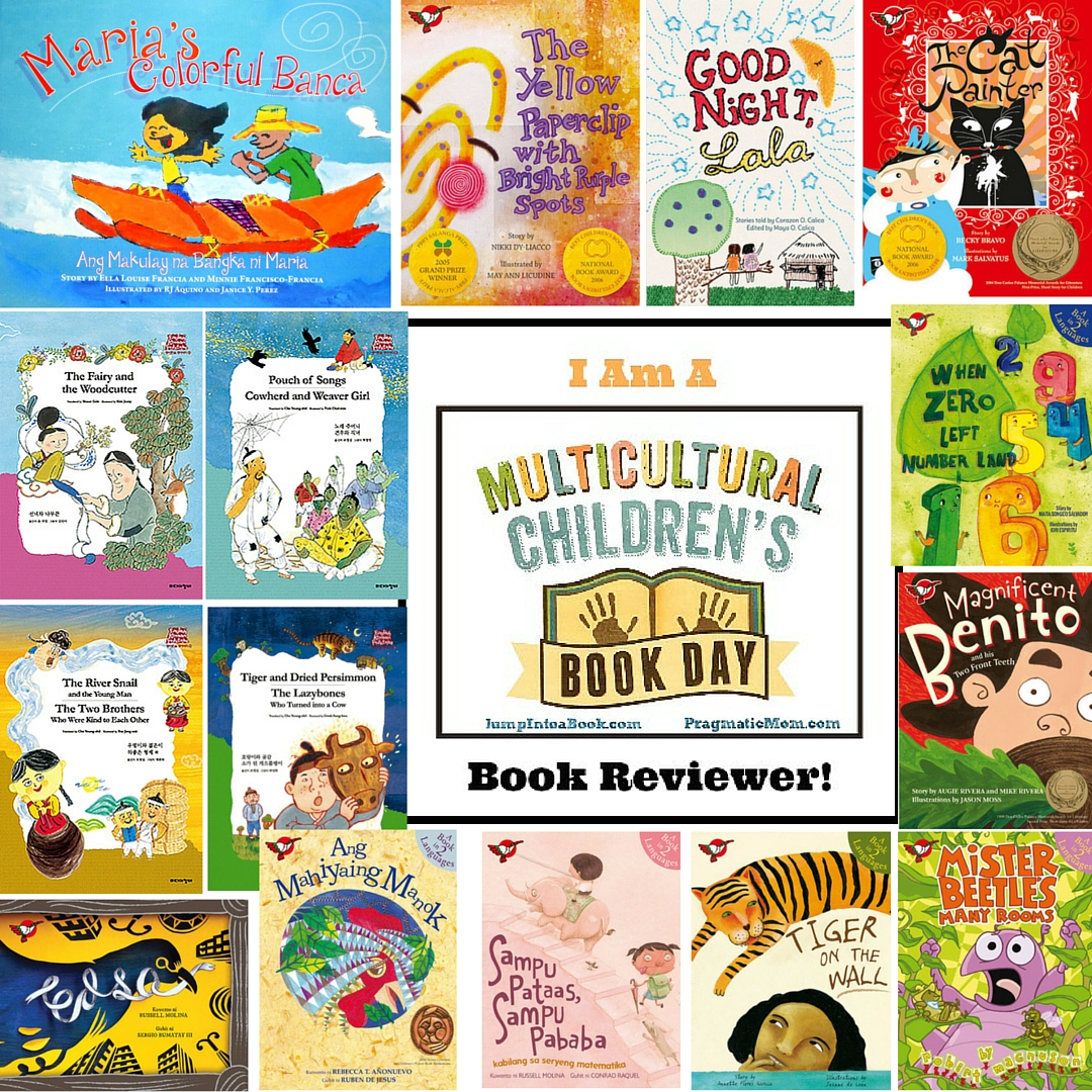Multicultural Children's Books Day