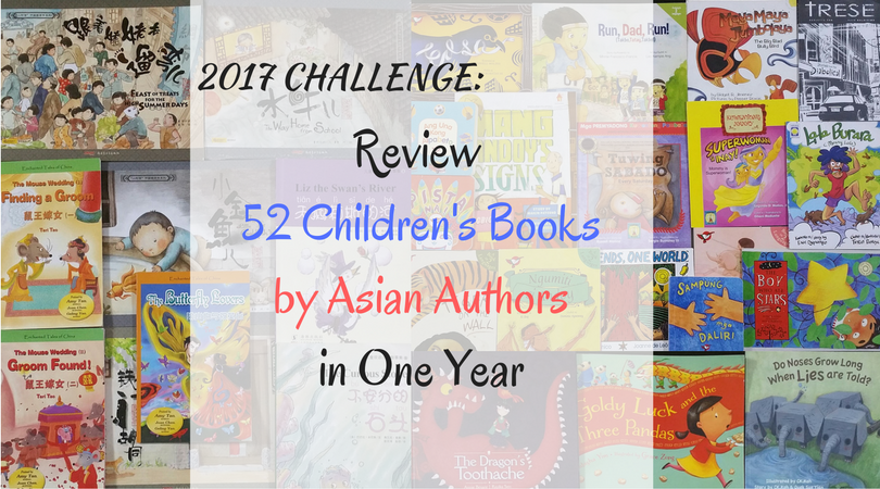 52 Asian books by Asian Authors