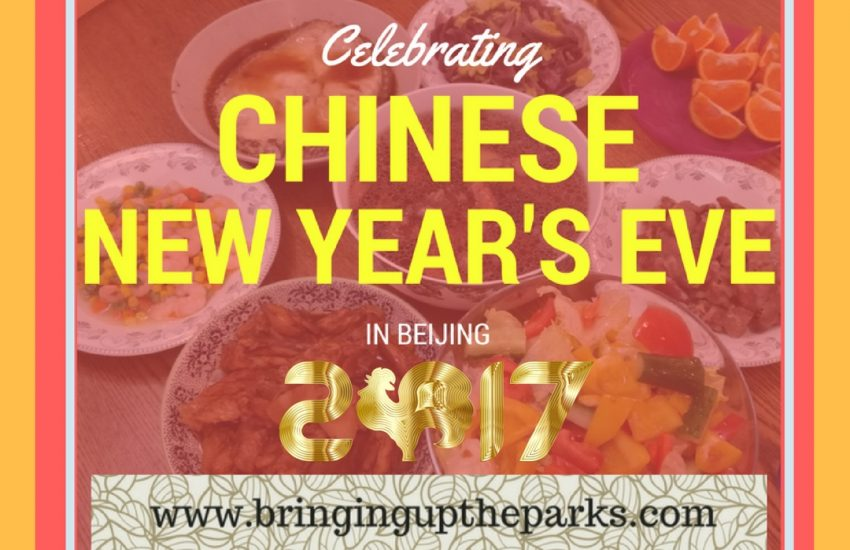 celebrating chinese new year's eve in beijing 2017