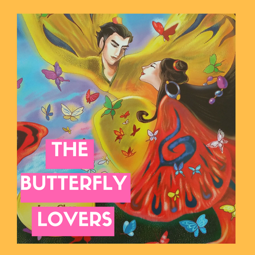 the butterfly lovers_a chinese folktale