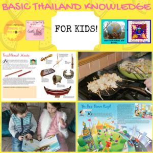 Basic Knowledge about Thailand for Kids