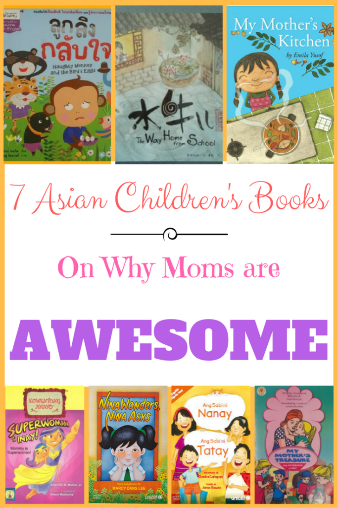 7 Asian Children's Books That Depict Why Moms Are Awesome