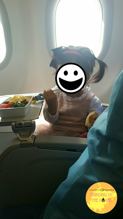 Eating Time_Philippine Airlines Review