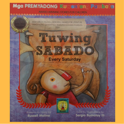 Tuwing Sabado, a Filipino Children's Book