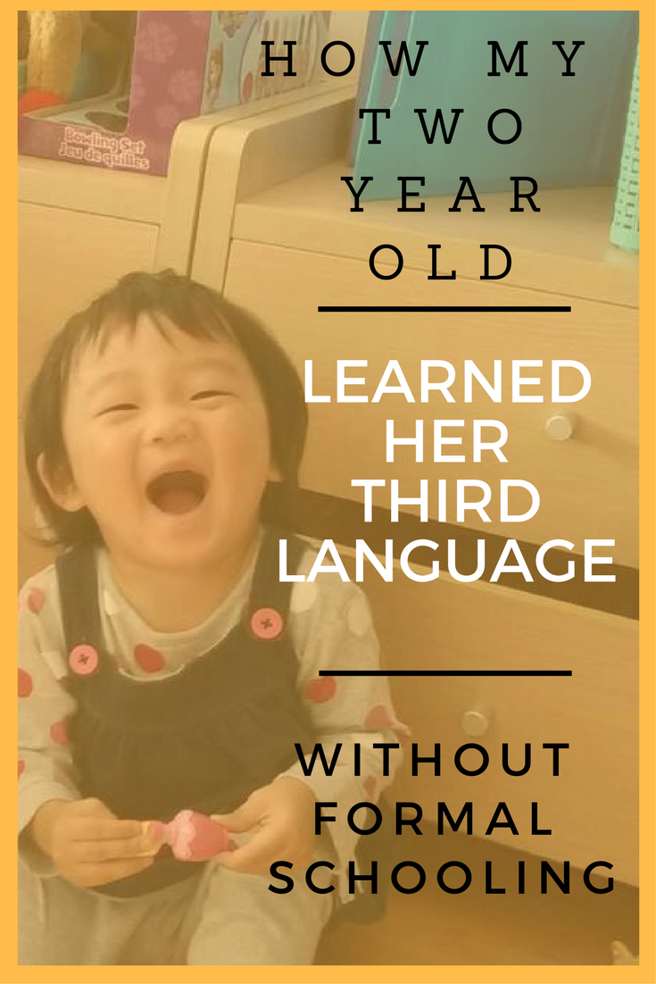 trilingual two year old
