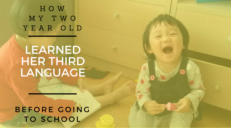 trilingual toddler