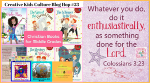 Christian Books for Middle Grade Students