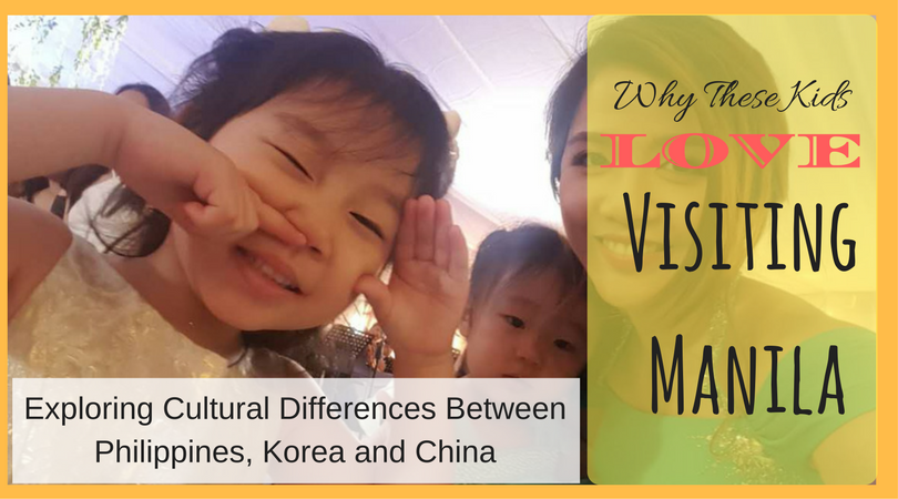 Exploring Cultural Differences Between Philippines, Korea and China