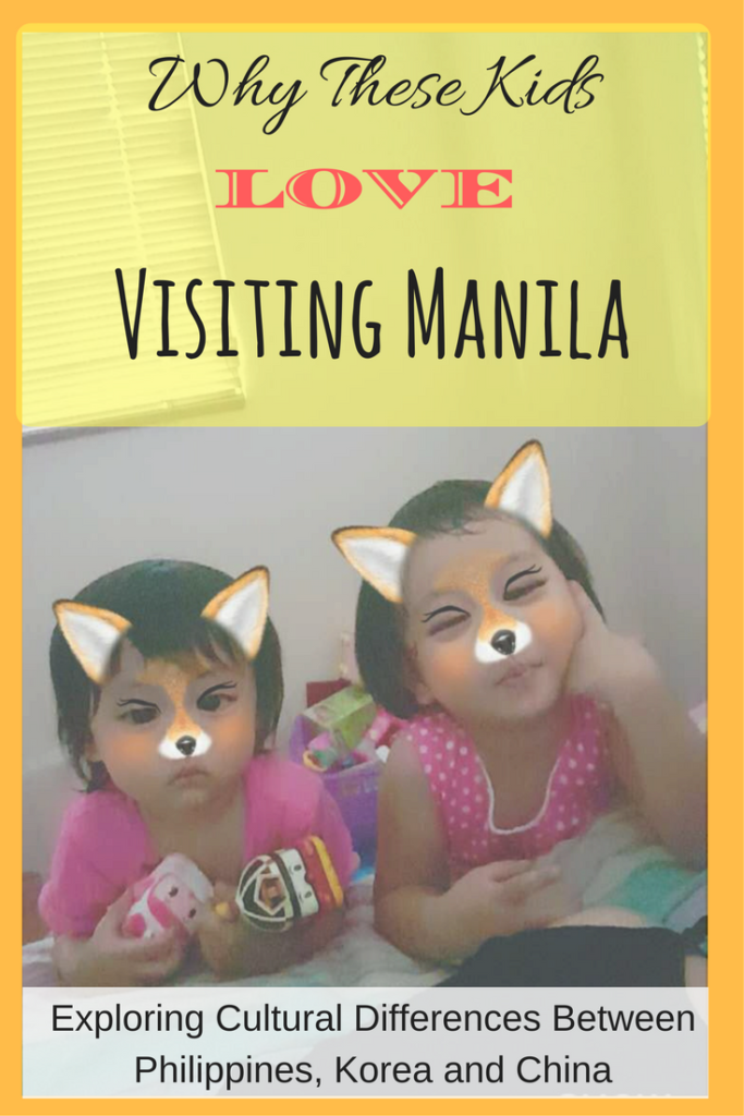 Cultural Differences of Home Life in Manila, Beijing and Seoul
