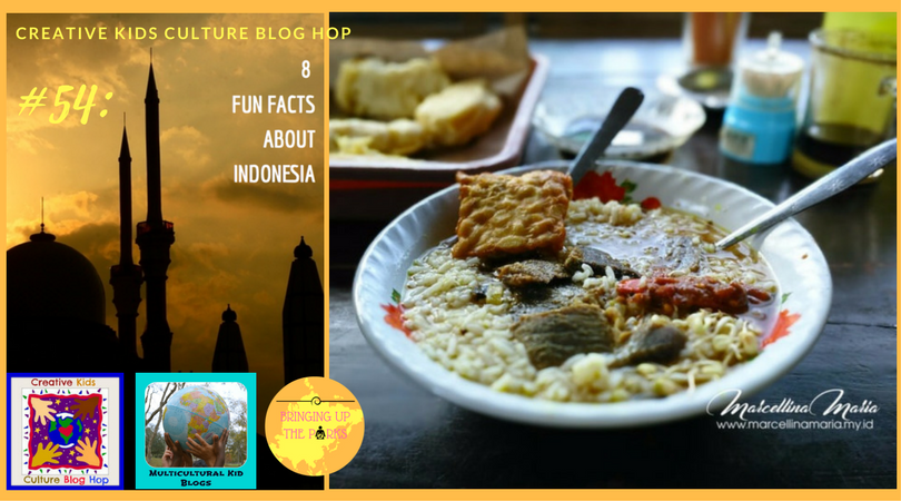8 Fun Facts about Indonesia